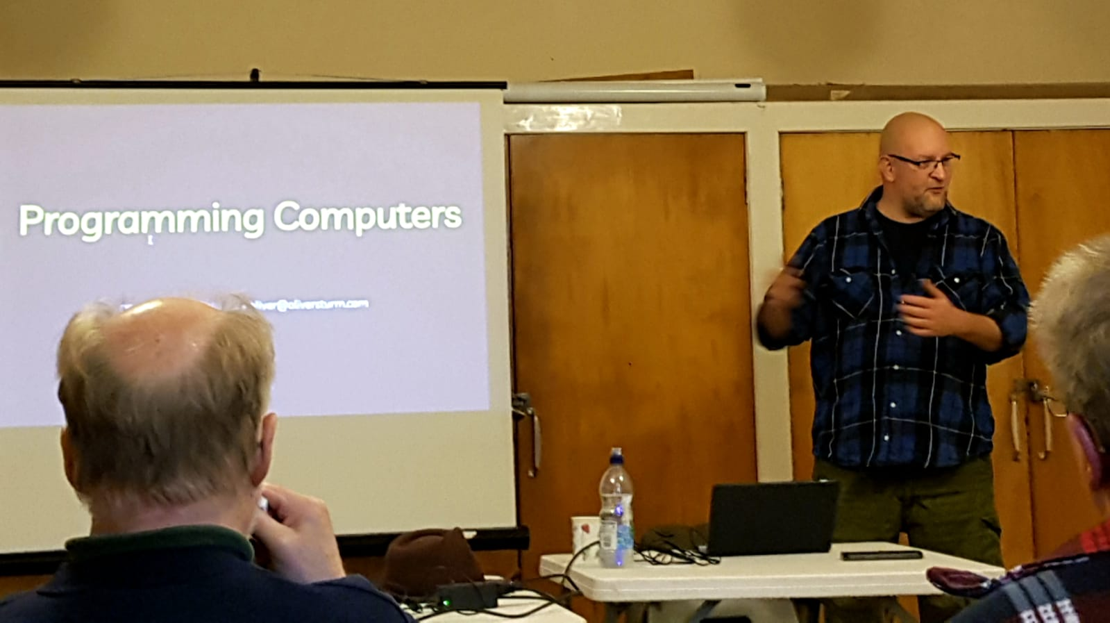Programming Computers
